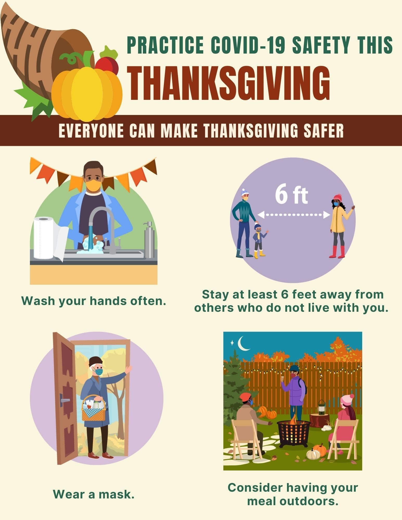 WLThanksgiving safety